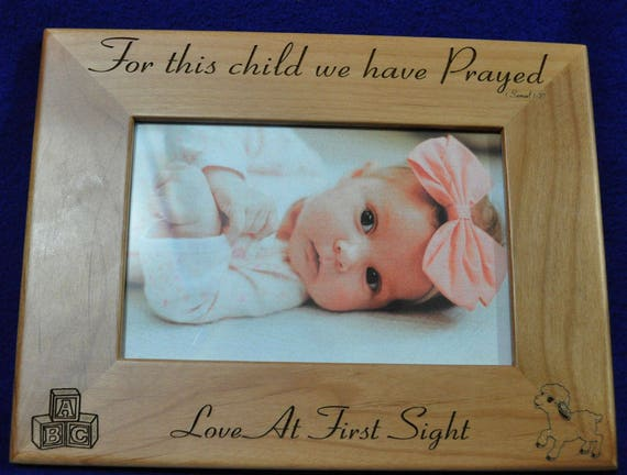 Gift For New Parents Baby Frame Custom Frames New Baby