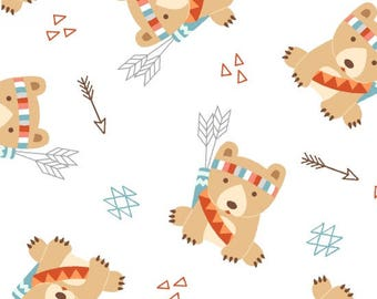 Woodland Bears by Studio E 's Fun and Games II Collection