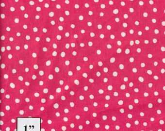 Fabric Covered Binder - Pretty In Pink
