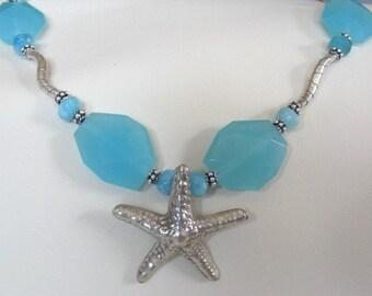 Thai Starfish Necklace