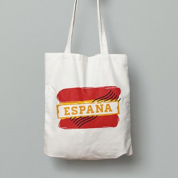"""Spanish Bag """"Spanish Flag"""""""