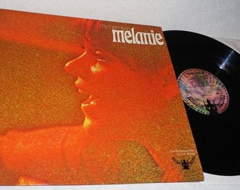 Melanie-My name is Melanie-Buddah Records 92774-club collector's vinyl record