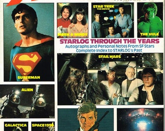 Starlog - Magazine No # 24   – 1979