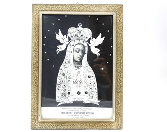 RESERVED FOR MAGDALENA Our Lady of Sorrows. Our Lady picture. Mary religious picture. Quenn Of Poland. Blessed Mother picture.