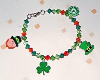 St. Patrick's Day bracelet 2