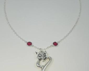 Hotwife Vixen Necklace Pendant