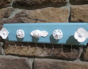 Wall Hanging Jewelry Organizer/Display Necklace Organizer/Display Earring Organizer/Display  Jewelry Storage