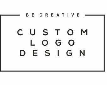 Custom made Logo, Custom Logo Design, Minimal Logo Design, Premade Logo, Branding Design, Bear Logo, Origami logo, Vintage logo