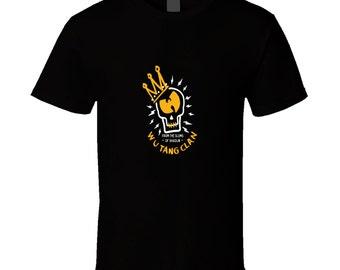 Wu Tang Shaolin Tshirt