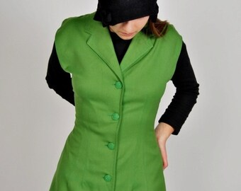 Womens Vintage Vest