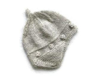 Alpaca baby hats-newborn hats for girl-newborn hats for boy-babyhats-hant knit baby hat-alpaca wool baby hat-hand knit baby hat