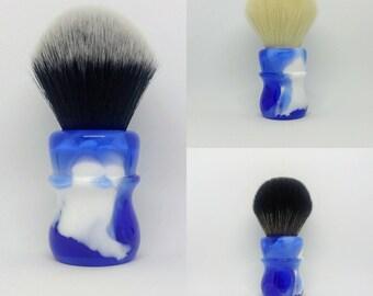 Arctic - 24mm or 26mm Tuxedo, 24mm Cashmere, 24mm BOSS, or 24/26mm handle only shaving brush (27mm socket)