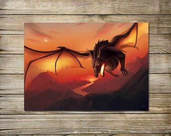 Dragon A6 card
