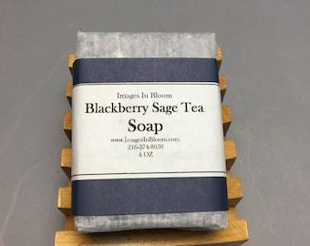 Blackberry Sage Soap
