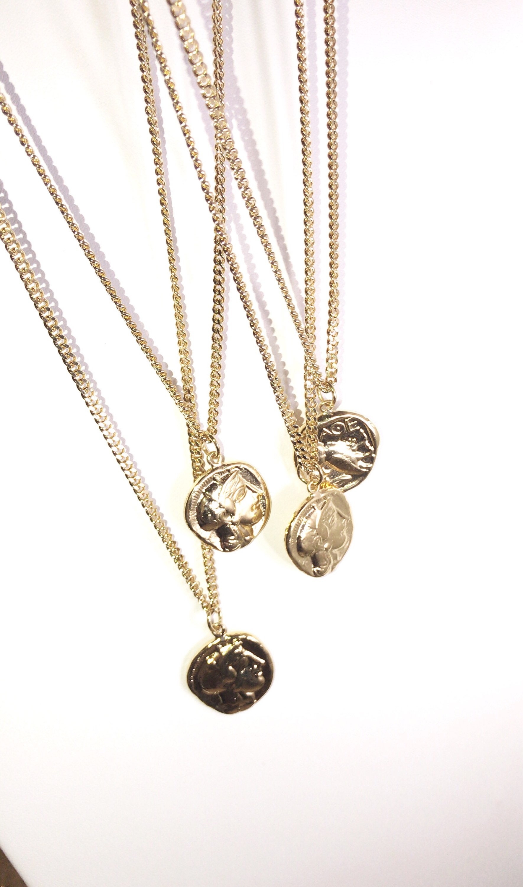 medallion en men ssense designers chain jewelry for versace us gold