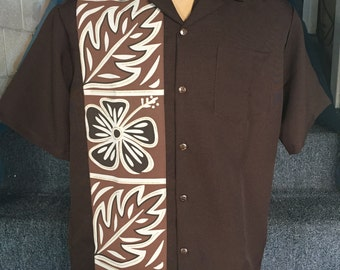Men's Polynesian Shirts. Made in Hawaii.
