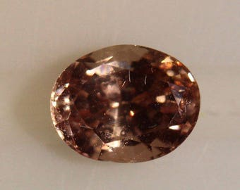 Pink Sapphire 0.54cts Oval Cut 4.90 x 3.80mm Madagascar H9 Y9388 Gem Loose Faceted Gemstone Collector Gemology Gemological