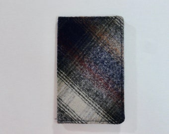 Vintage Pendleton Wool Plaid Mini Wallet