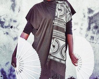 Black Hawk Kimono