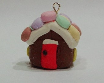 Mini Gingerbread House OOAK- PRICE REDUCED