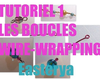 Tutorial 1 wire wrapped loops technical base