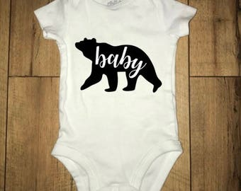 Baby Bear bodysuit
