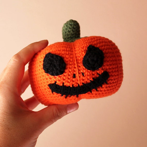Halloween Pumpkins Toy. Amigurumi Toy, Handmande, Orange Decorative Art, Cute Gift, Crochet, Home Decor, DIY, Made to Order, Winter Crafts