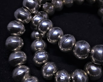 Necklace for women | South East Asian Style Siamese Silver Beaded Necklace