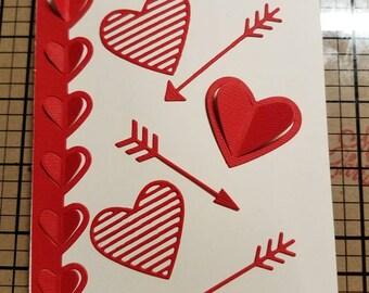 Valentine's Day Card Love Note
