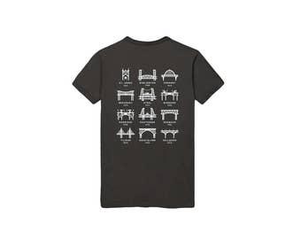 Portland Bridges T-Shirt