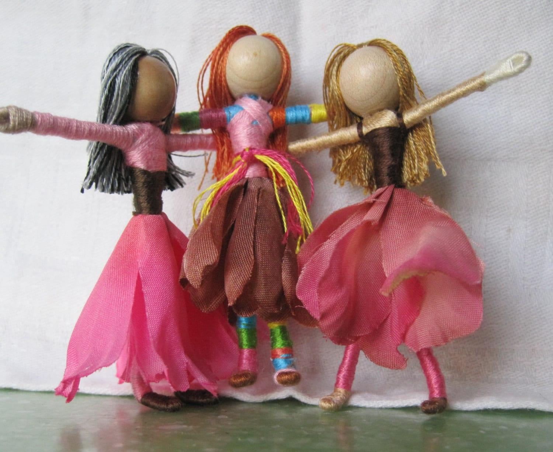 Flower Fairy Ornament Fairy Dolls Christmas Ornaments