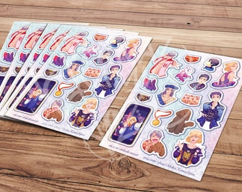 Stickers pack YOI