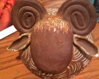 Ceramic Ram