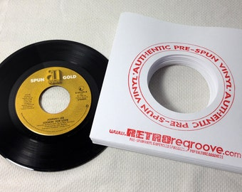 7 inch Record Sleeves by Retro Regroove - 45 rpm Vinyl Record Storage