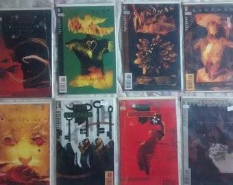 Neil Gaiman - The Sandman (Vertigo) Comics Original Series - Publication - 1996