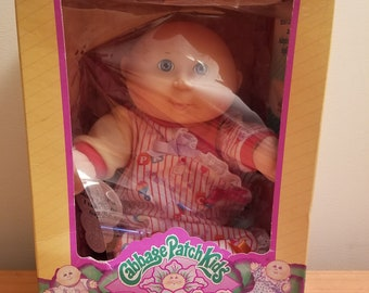 The Official Cabbage Patch Kids Preemies 1983