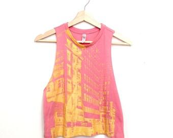 Streetwear / Urban Streetwear Women / hypebeast / LA Shirt / Hip Hop Fashion / Street Art Clothing / Los Angeles / DTLA / Broadway