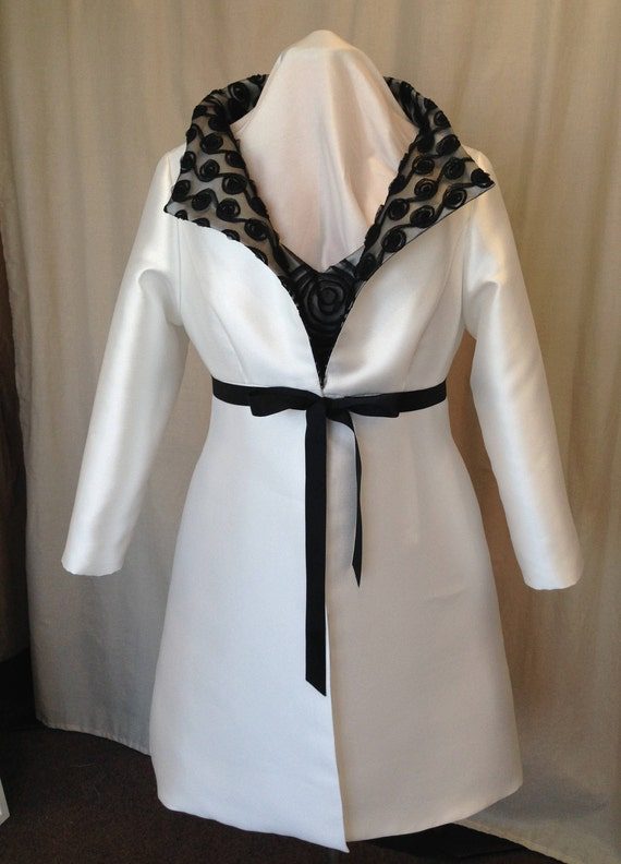 dress amp; wedding Size 16 14 and Black or coat the only jacket For One Bride ivory Mother Groom of pZnCdZw0Pq