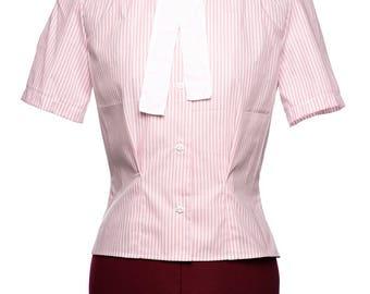 1940s blouse after original cut