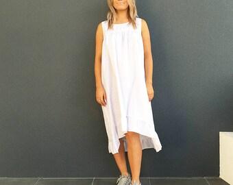 Marta ~ summer dress ~ lightweight cotton