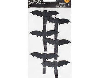 American Crafts Clothespin Bats