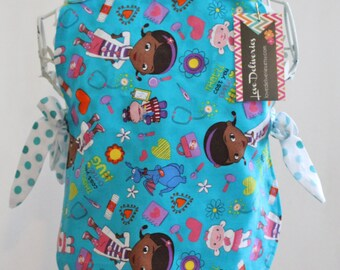Disneys Doc McStuffins Toddler Art Smock Apron