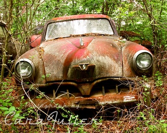 1952 Studebaker the Woods Photograph
