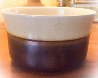 Large stoneware bowl made Goebel w GERMANY