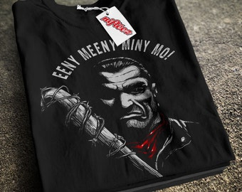 Eeny Meeny Miny Mo -DK1007- The Walking Dead Parody Negan Saviors