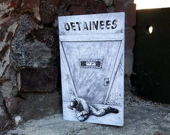 Detainees - a short graphic novel