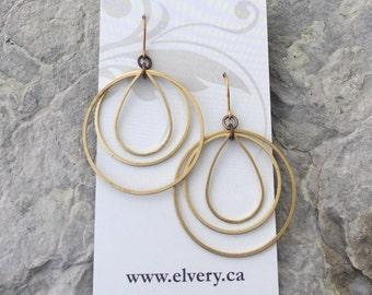 Hoops Trio Earrings