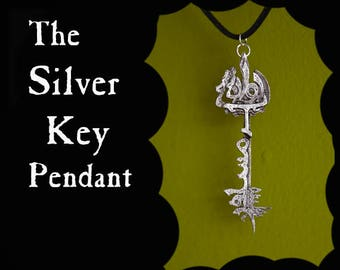 The Silver Key Pendant