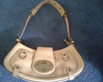 Guess purse small shoulder bag all leather