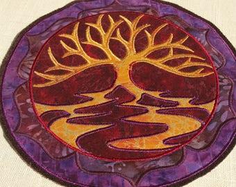 Root Run Deep Tree Patch